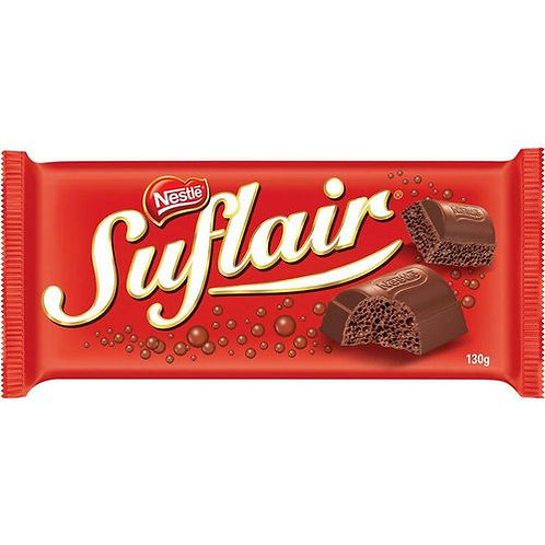 CHOCOLATE SUFLAIR NESTLÉ 20X50GRS