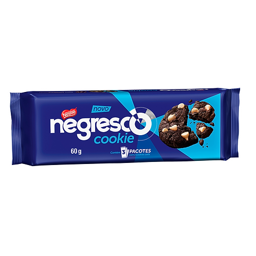 COOKIES NEGRESCO 60GRS