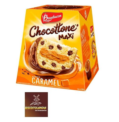 Chocottone Maxi Caramelo Bauducco 500g