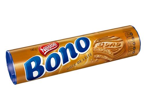 BONO DOCE DE LEITE 140G