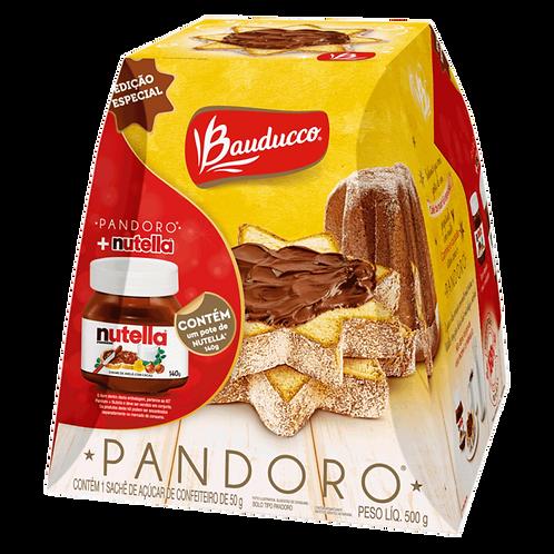 Panetone Pandoro Nutella 500 grs