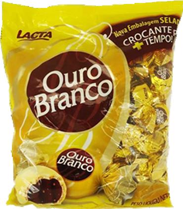 OURO BRANCO 1 KG
