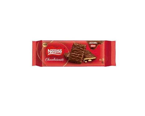 Biscoito ChocoBiscuitsao leite Nestlé 80 grs
