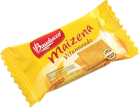 Biscoito Sachê Bauducco Maizena c/ 410 sachês