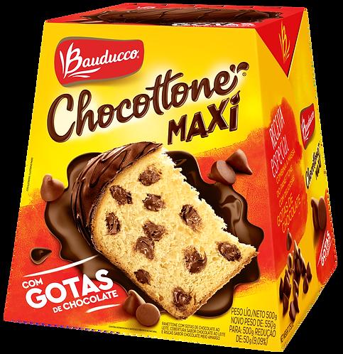Chocottone Maxi Gotas Bauducco 500g