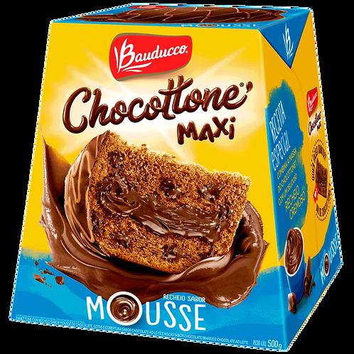 Chocottone Maxi Mousse Bauducco 500 grs