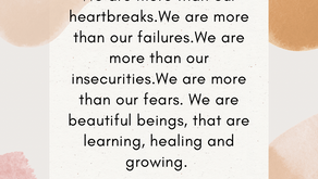 You Are More Than Your Heartbreak!