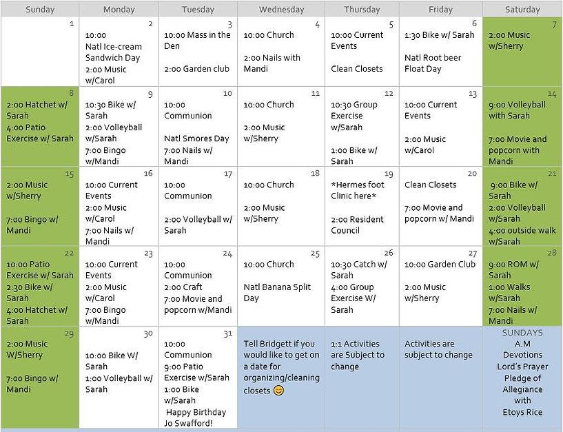 Aug 21 Calendar.JPG