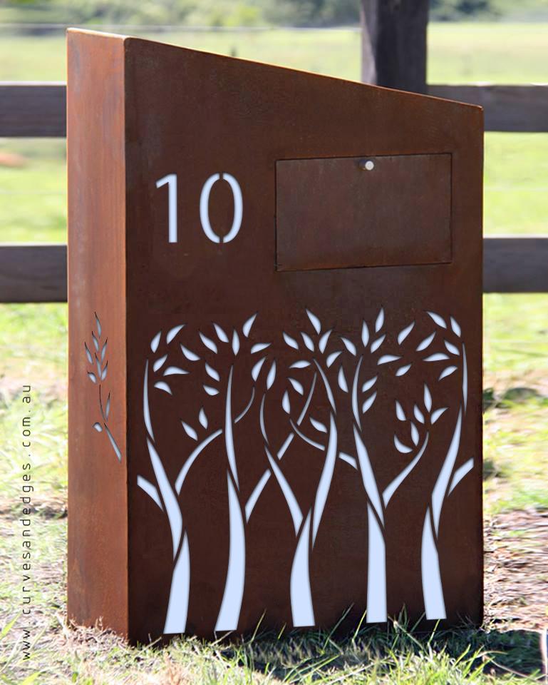Forest Mailbox