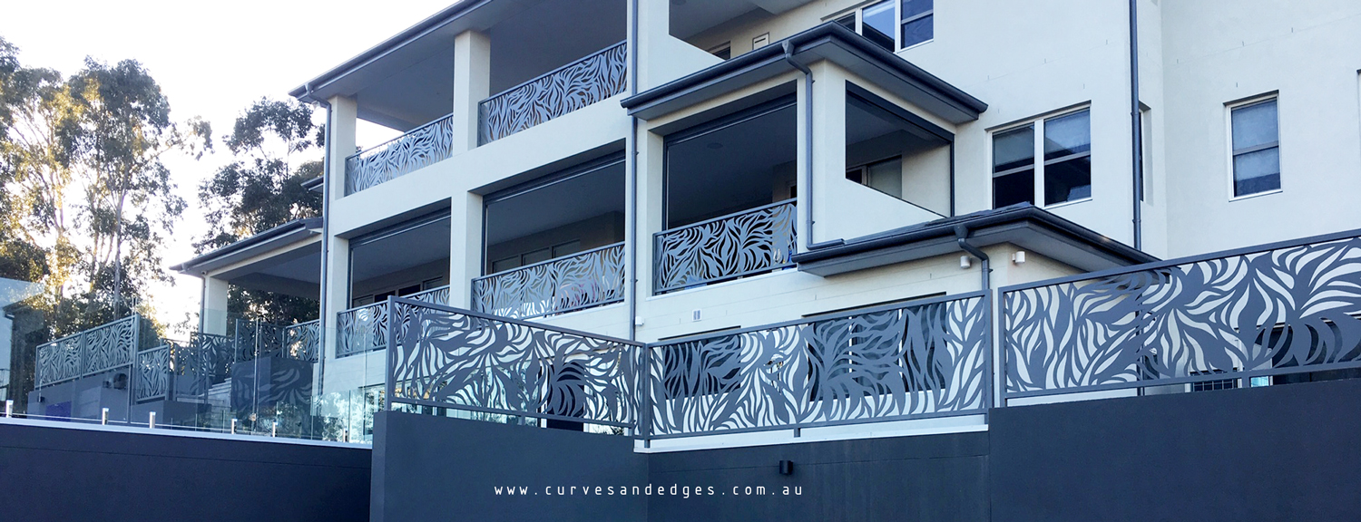 Custom One Off Designed Balustrades