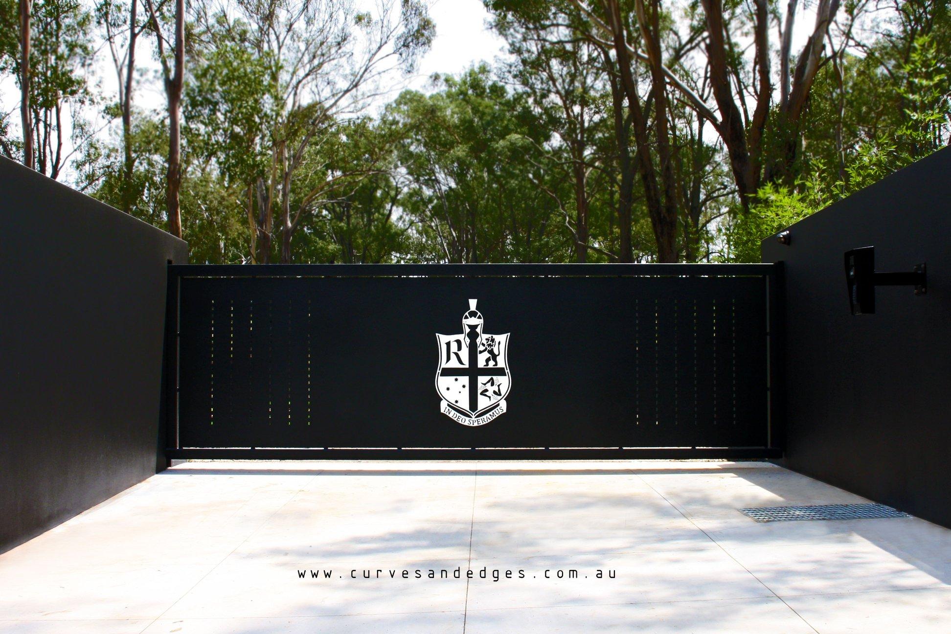 Family Crest Gate
