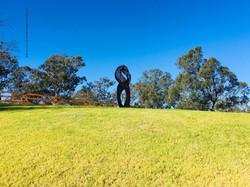 The Embrace Sculpture