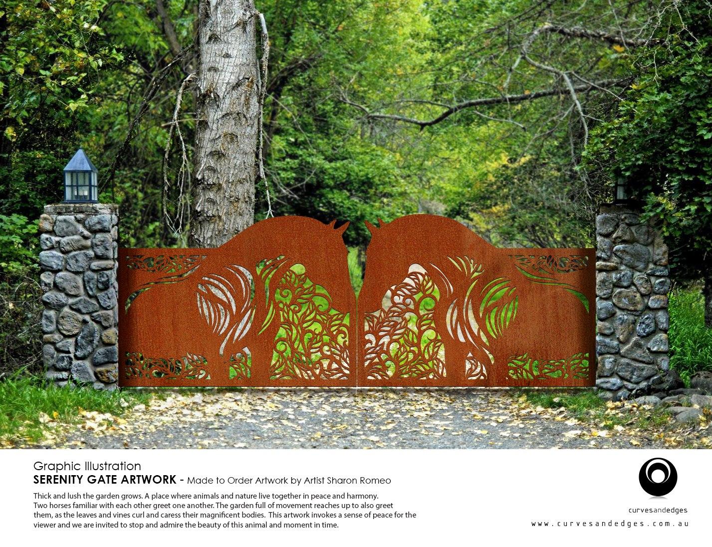 Serenity Gate Artwork