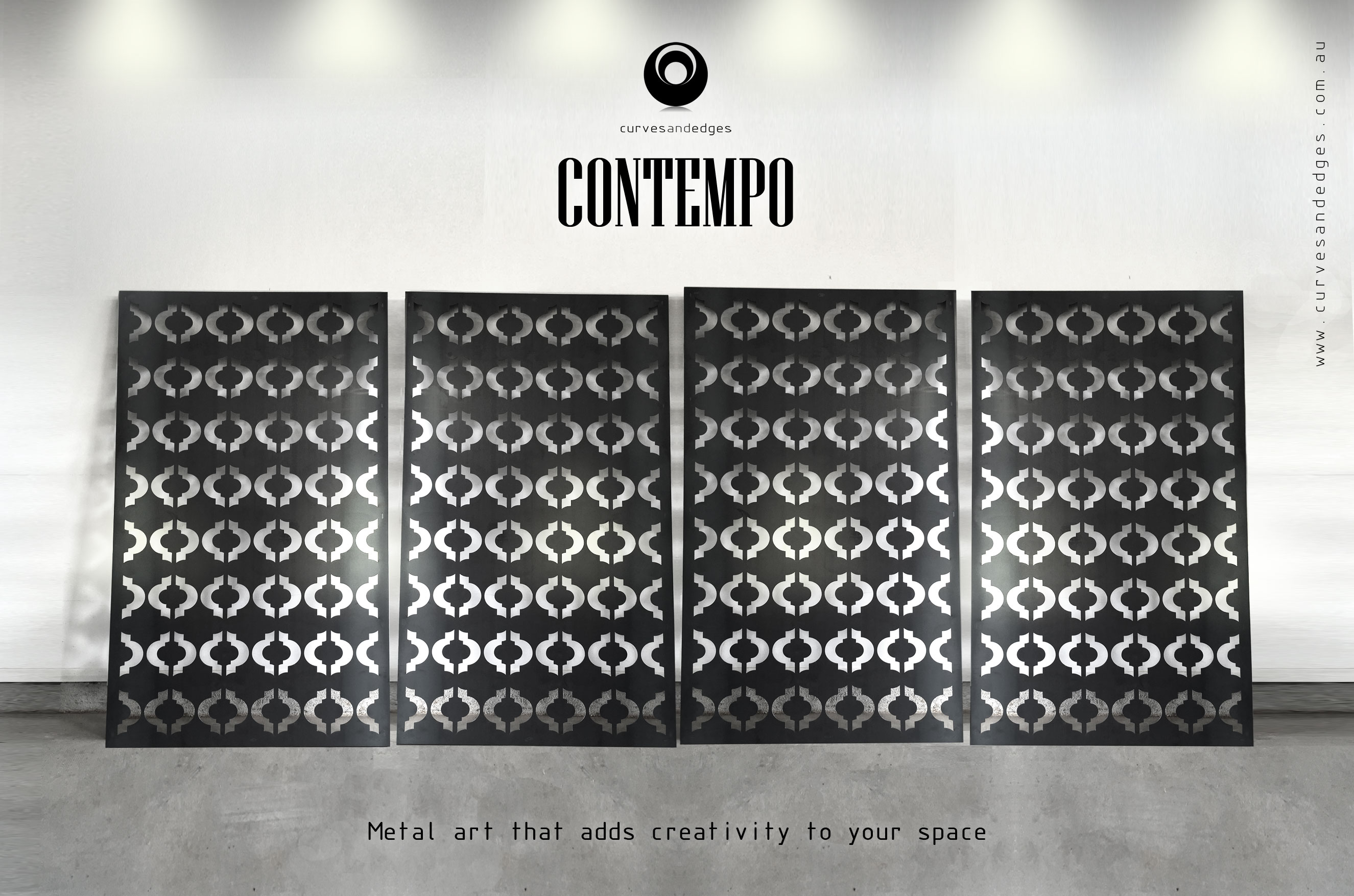 Contempo Design Screens