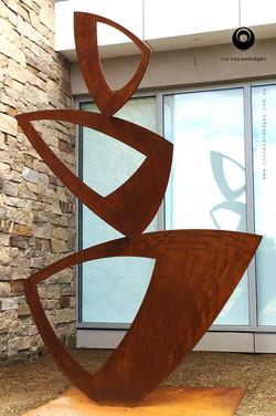 Balance Edges Sculpture