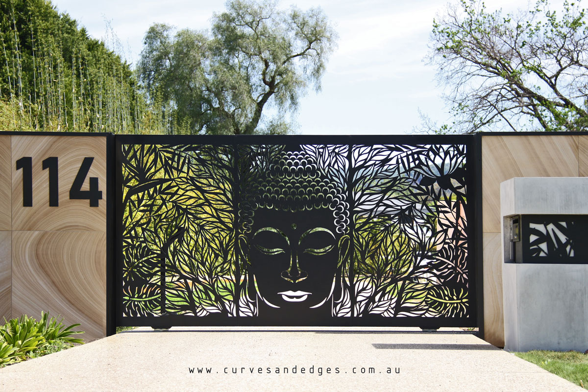 Peace & Harmony Buddha Gate