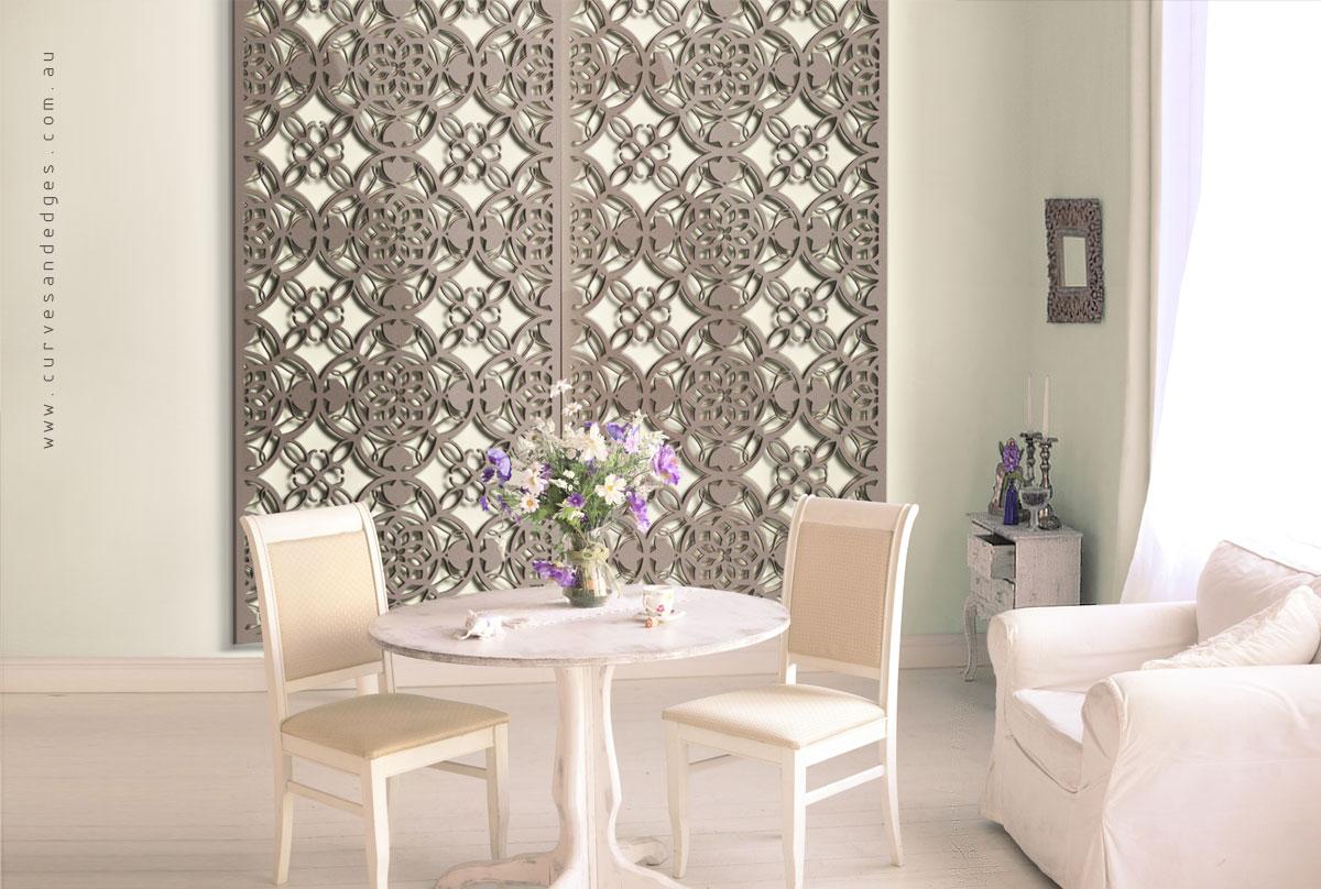 'Lace' Wall Art