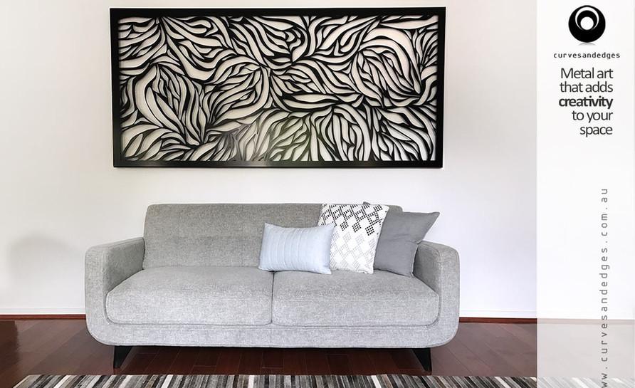 Abundance Design in Wall Art