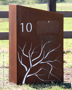 Branching Out Mailbox