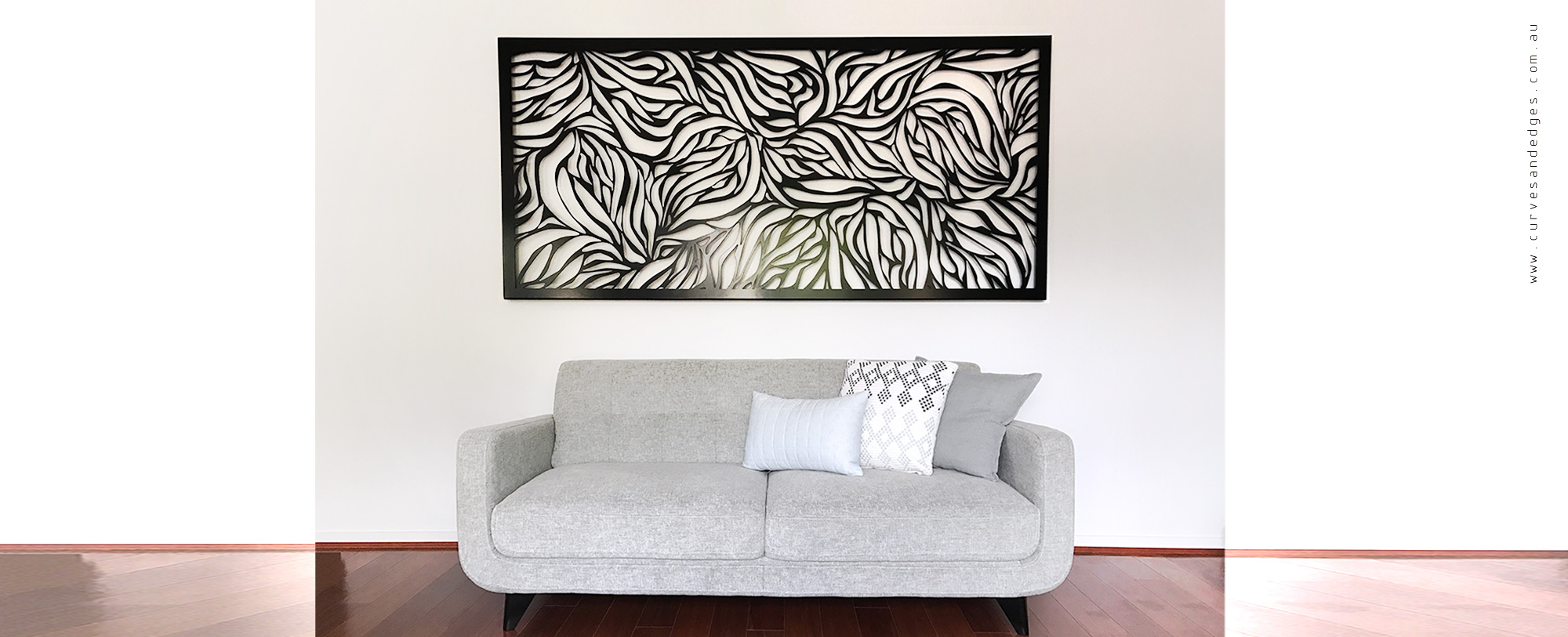 Custom sized - Abundance Wall Art