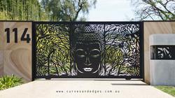 Peace & Harmony Automated Gate