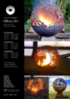 Fire Pit Sphere Price List