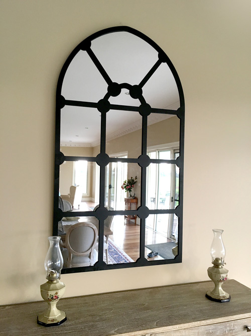 'Elegance' Mirror Art