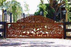 The Blessing Tree Made To Order Gate