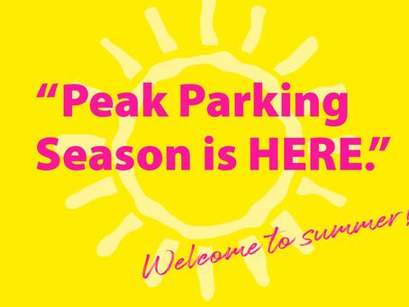 Preparing for Peak Season: How to Streamline Parking Management Duties