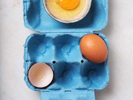 Mejoras de la calidad del huevo de gallinas envejecidas.
