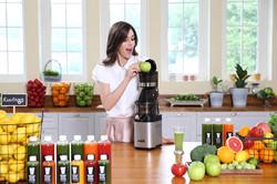 Whole Slow Juicer Chef_Model 1