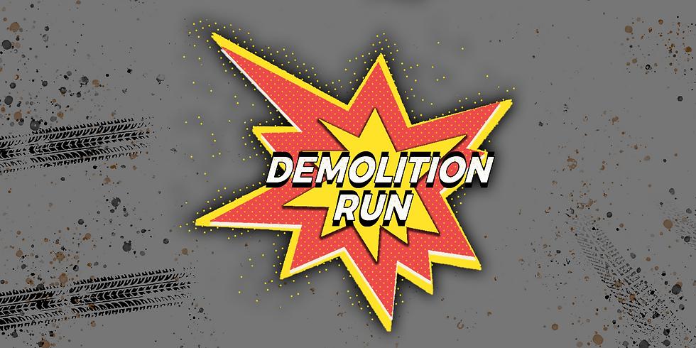 Demolition Run Vol.1
