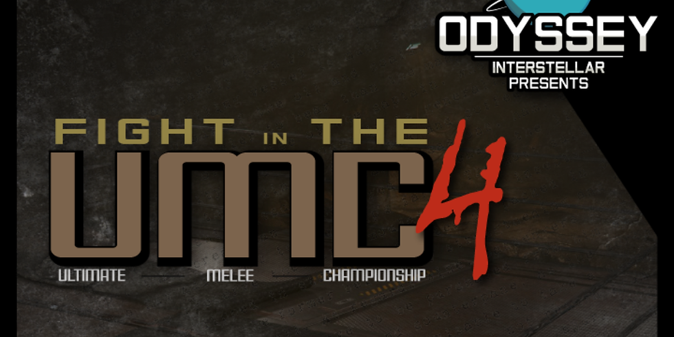 Ultimate Melee Championship by Odyssey Interstellar