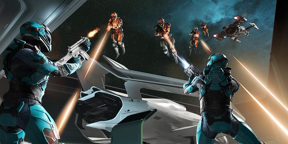 Join Odyssey Interstellar in 890 Jump Boarding In Progress OP by SEC DIV