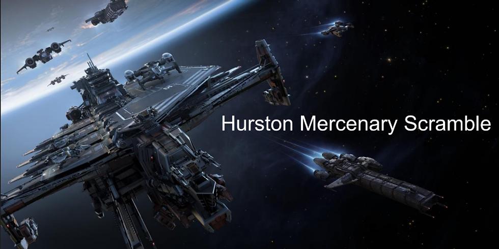 Hurston Mercenary Scramble