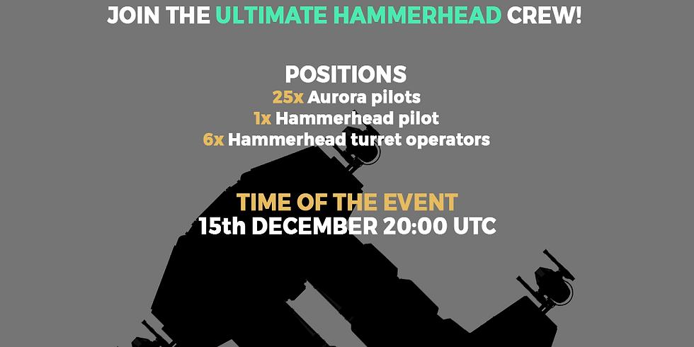 Hammerhead vs 25 Auroras (Fair Game: The Rise of Auroras)
