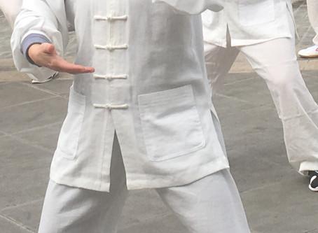 Tai Chi: My Heartbeat, My Language, My Song