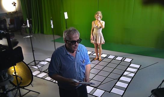 Mind The Gap (3D) - Karel Bata and Helena Kuntz
