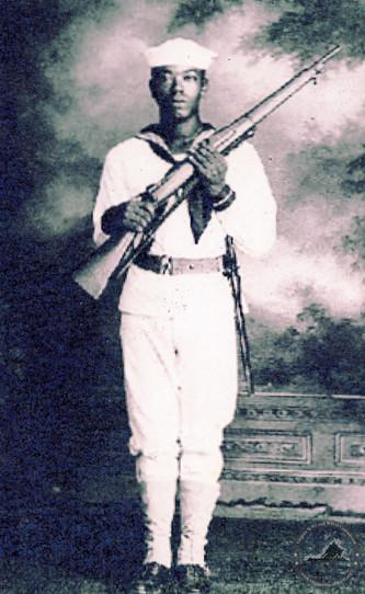 Braxton, Clarence - WWII Photo