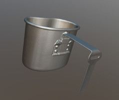 WWI Canteen Cup ▼