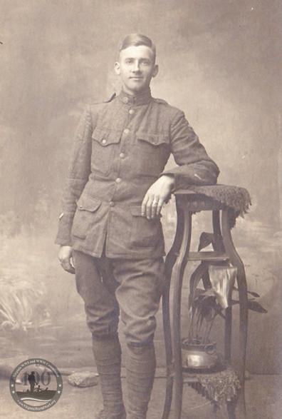 Fitzgerald, William - WWI Photo