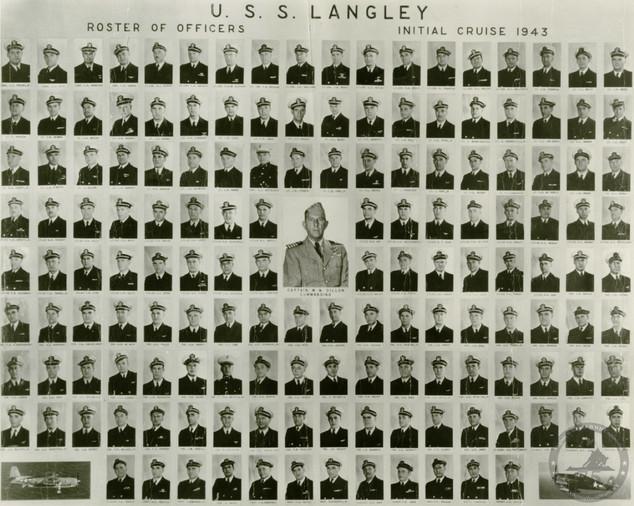 Clancey, Coleman D. - WWII Photo