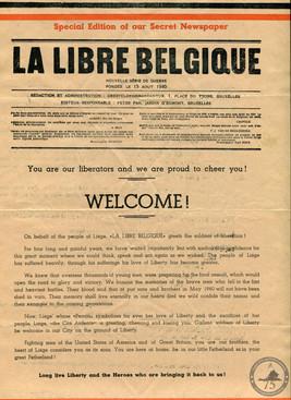 Custis, Carl - WWII Document