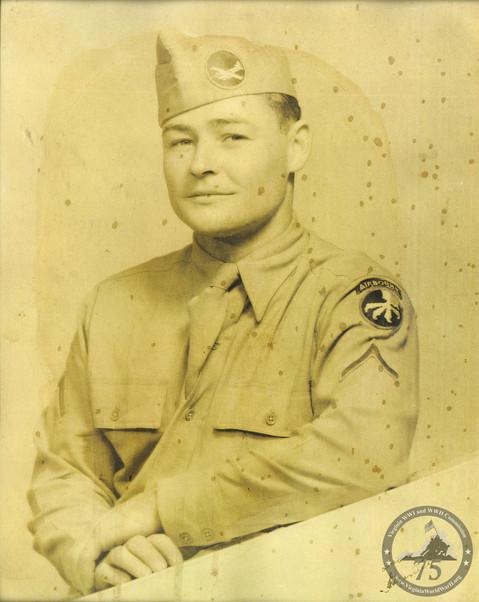 Gibson, Hunter - WWII Photo