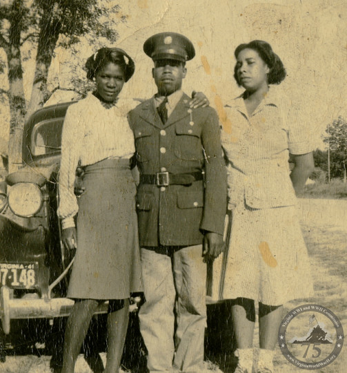Gilliam, James E. - WWII Photo
