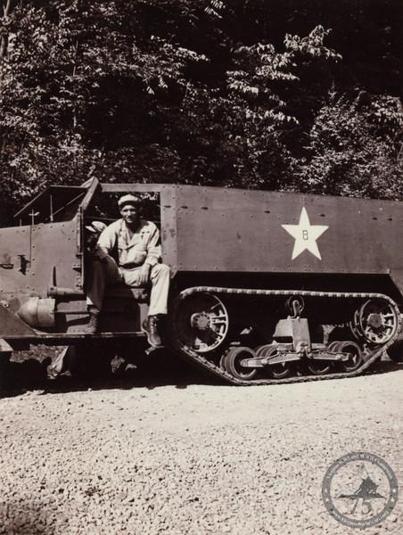Oertel, Walter - WWII