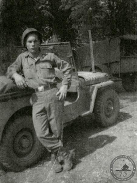 Newsome, Otis - WWII Photo