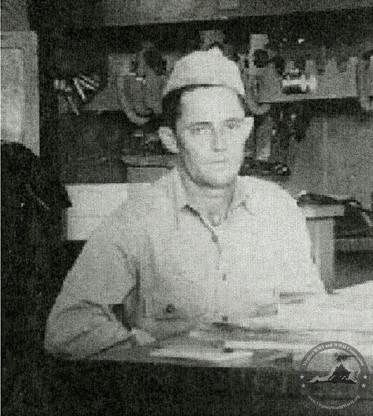 Gibson, Robert - WWII Photo