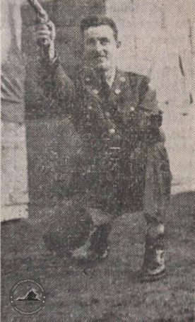 Annis, Merril L. - WWII Photo
