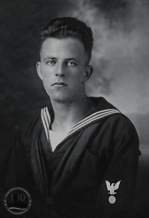 Sharpe, Robert - WWI Photo